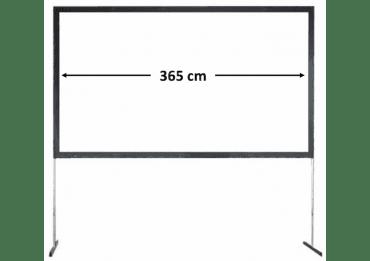 Ecran de projection frontal 365x210 - Stumpfl Vario32 Écran & Accessoires