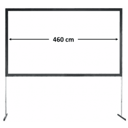 """Ecran de projection frontale 144"""" 460x270 - Stumpfl Vario32 Écran & Accessoires"""