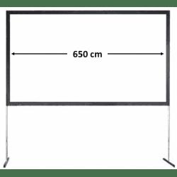 Ecran de projection frontale 650x370 - Stumpfl Vario64 Écran & Accessoires