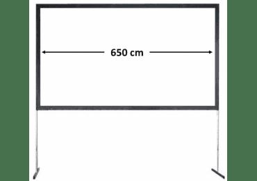 Ecran de projection frontal 650x370 - Stumpfl Vario64 Écran & Accessoires