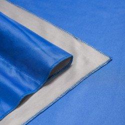 Fond en tissu de haute qualité Bleu & Gris - Walimex Pro Fond Tissu & Mousseline