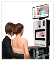 Location Selfie Box Robot photo EasyCom.