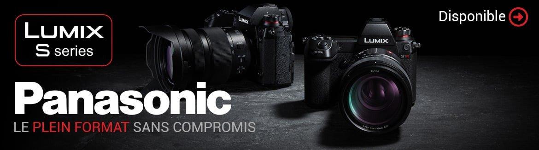 Nouveaux Panasonic - Le plein format sans comprimis